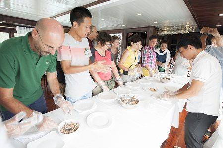 activities on cruise