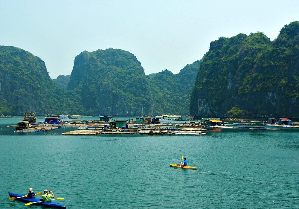 Lan Ha Bay Halong Bay Cat Ba island